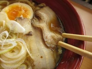 くら寿司 旨辛醤油ラーメン (3)