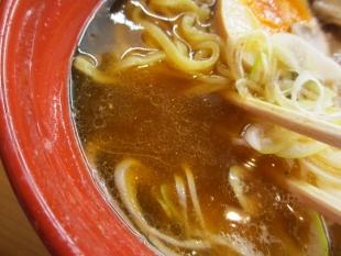 くら寿司 旨辛醤油ラーメン (2)