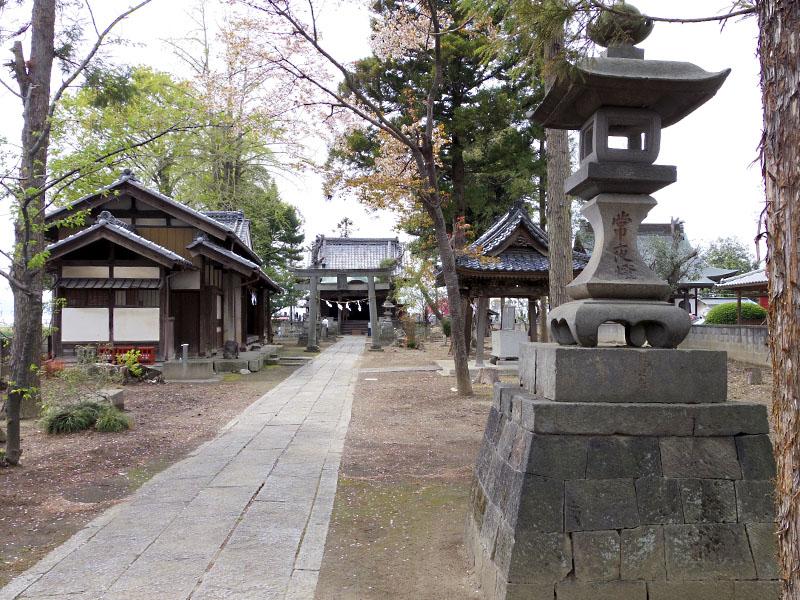 埼玉県指定文化財「横瀬神社」 -...