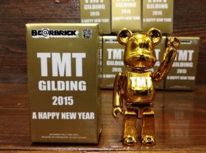 TMTベアブリック 2015
