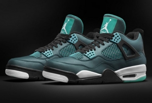 AIR JORDAN 4 RETRO TEAL