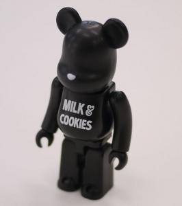 ナンバーナイン ミルク&クッキーベアブリック