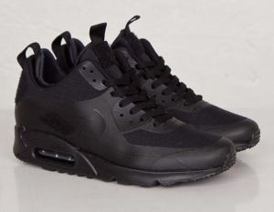 Nikelab Air Max 90 Sneakerboot SP Black