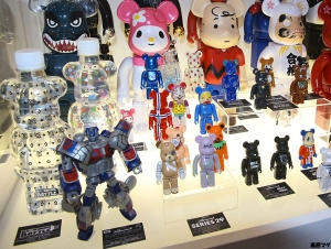 OPTIMUS PRIME BE@RBRICK AGE OF EXTINCTION Ver.