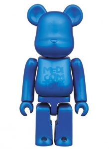 PEARL BLUE BE@RBRICK