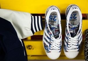 adidas Originals Superstar 80s by Nigo