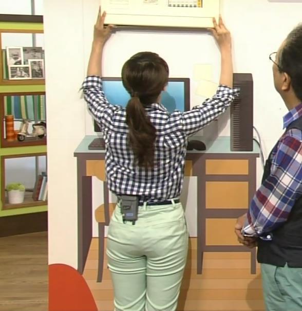 片山千恵子 パンツが透けてそうキャプ画像(エロ・アイコラ画像)