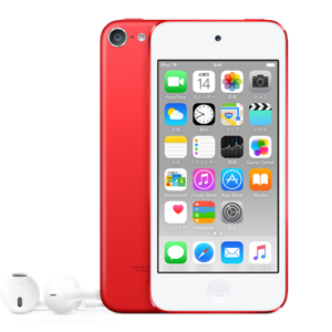 iPod touch 第6世代 注文しました