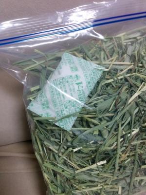牧草with乾燥剤
