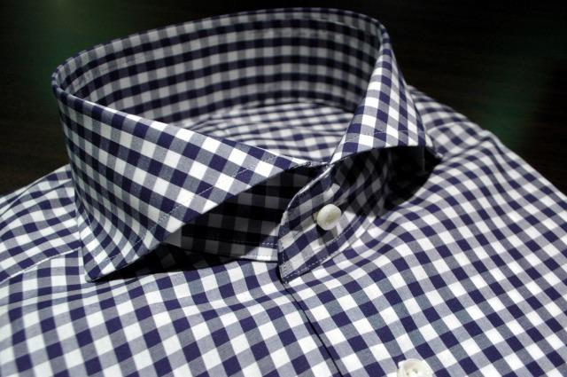 オーダーシャツ Caccioppoli カチョッポリ