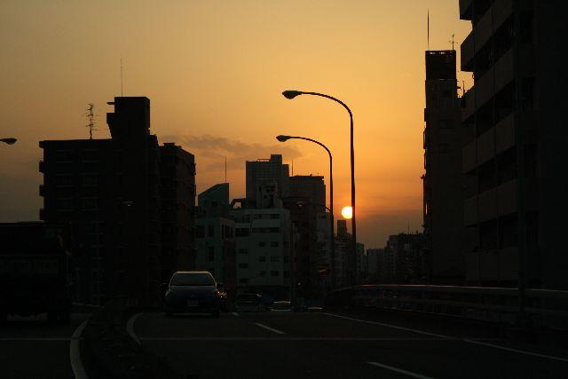 夜景(夕方)