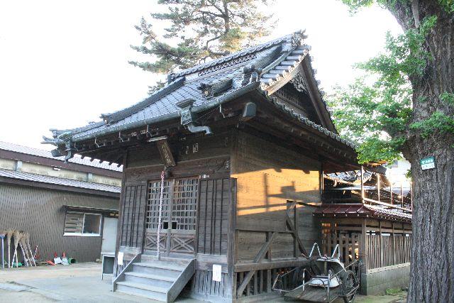 小岩田八幡宮
