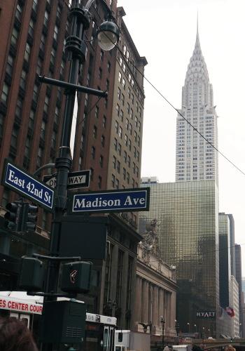 NYのビルでクライスラービルが一番美しいと思う