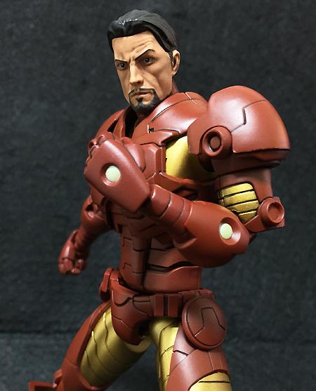 Armorize IRONMAN (アーマライズ アイアンマン)