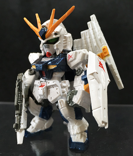 FW ガンダム コンバージ FW GUNDAM CONVERGE SP01 metallic version
