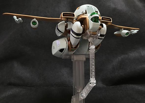 ヴァリアブルアクションハイスペック 超時空世紀オーガス オーガス 約180mm PVC製 塗装済み可動フィギュア