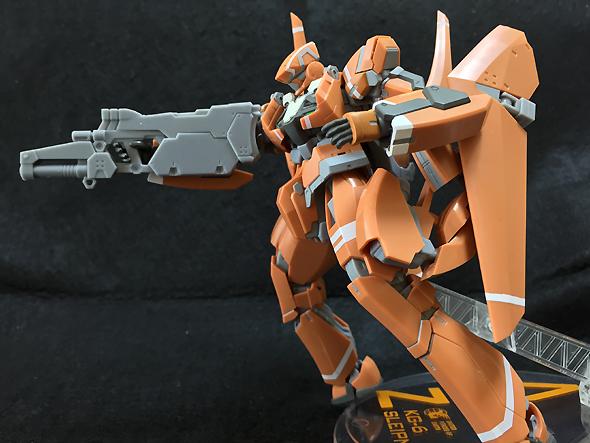 ヴァリアブルアクション アルドノア・ゼロ KG-6スレイプニール 約140mm PVC製 塗装済み可動フィギュア