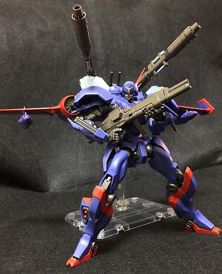 ROBOT魂[SIDE MA] ドラグナー2カスタム