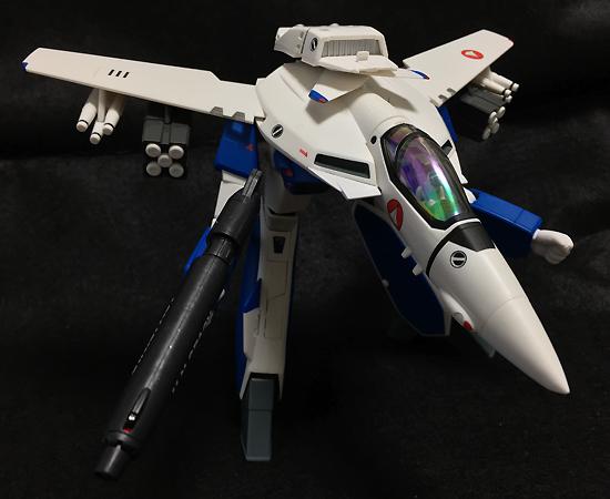1/60 マクロス 完全変形 VF-1A マックス機 TV版