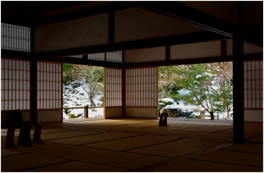 雪の京都・助手4
