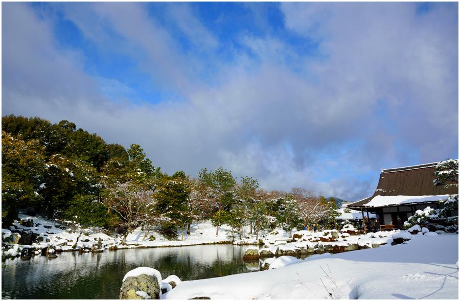 雪の京都・助手1