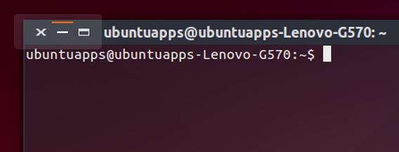 Ubuntu-Touch (Unity) テーマ ウィンドウボタン