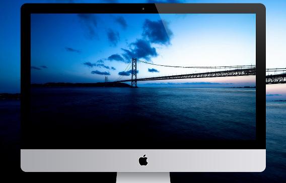 akashi_kaikyo_bridge Ubuntu 壁紙