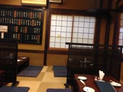 武蔵:店内