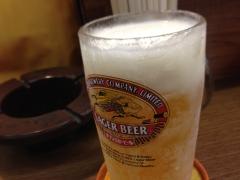 よあけ食堂:ビール