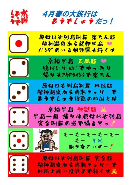 原付日本列島制覇の旅 舘山寺~鳥羽編 (2015年4月)