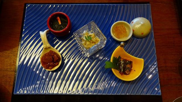 ホテルニューアワジプラザ 淡路島 食事編 (2015年4月)