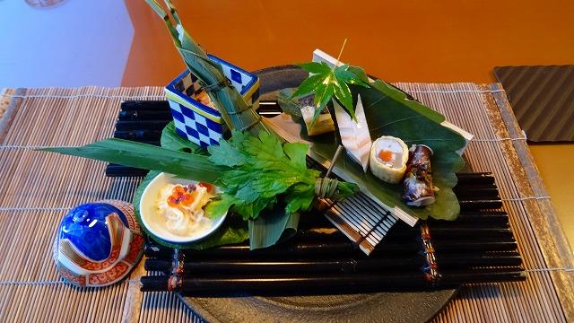 海のしょうげつ 風の三 食事編 (2015年5月)