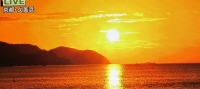 久美浜の夕日