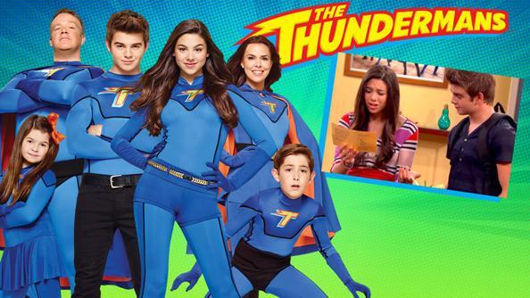 すべての講義 3才 勉強 : Thundermans Nickelodeon