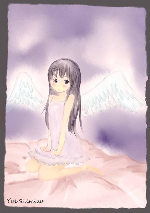 「不機嫌天使」